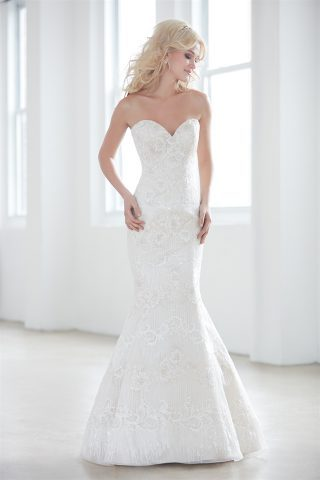 Allure Bridal MJ351