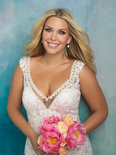 Allure Bridal W411
