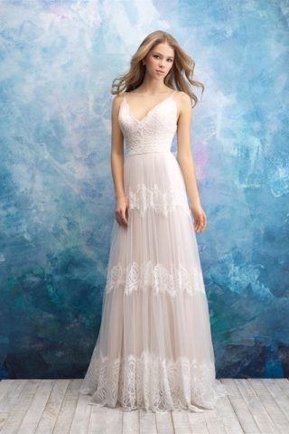 Allure Bridal 9555