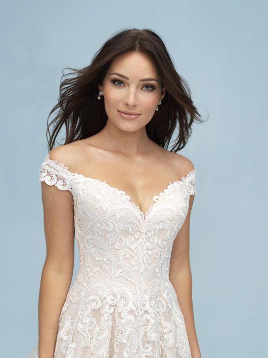 Allure Bridal 9619