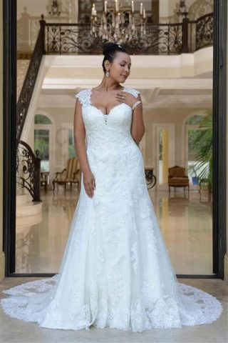 Venus Bridal VW8765 SAMPLE SOLD