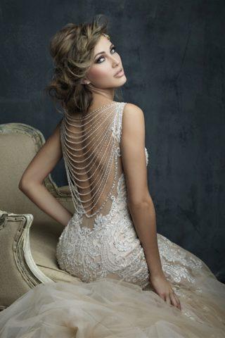 Allure Bridal J33