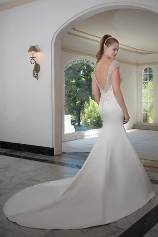 Venus Bridal PA9254