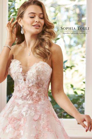 Sophia Tolli – Mon Cheri Y11973 Kaia
