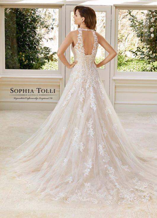 Sophia Tolli – Mon Cheri Katelyn