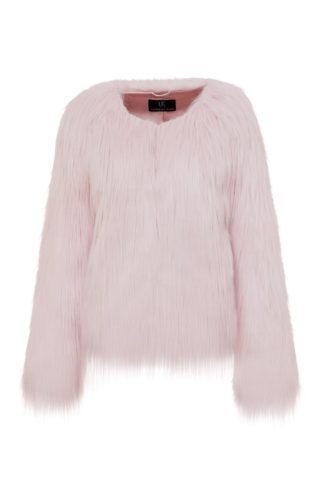Petal Pink Fur