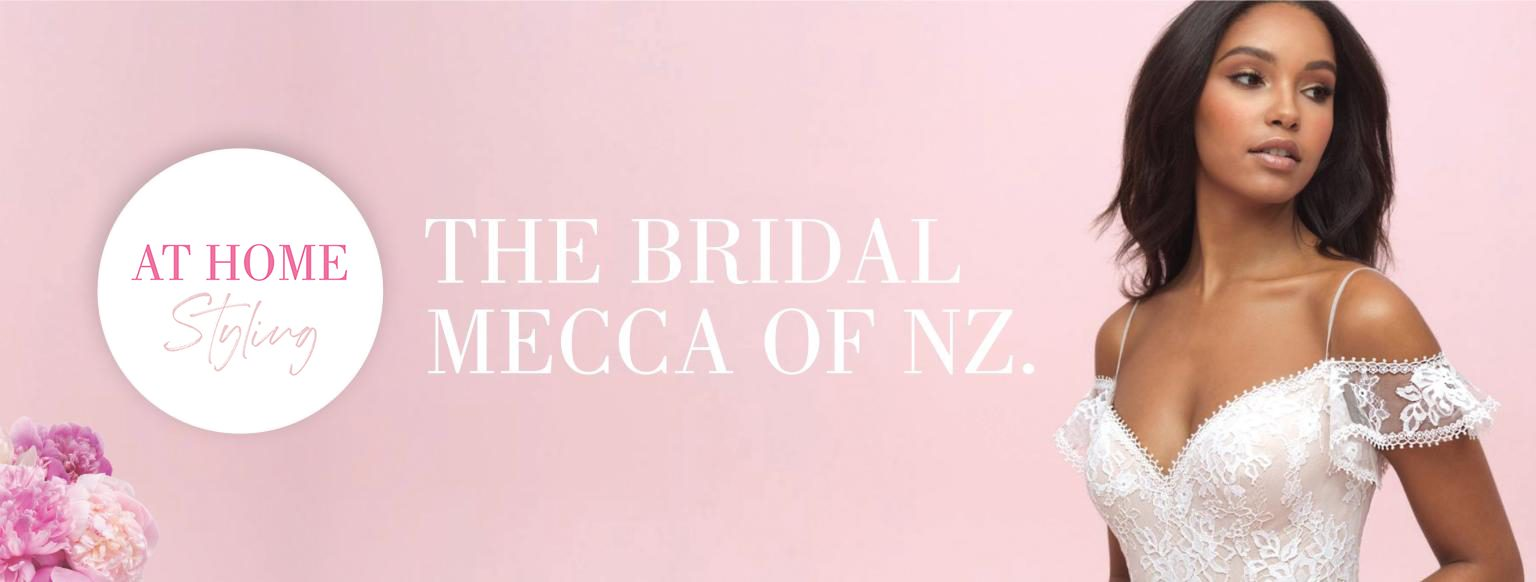 The Bridal Mecca of NZ
