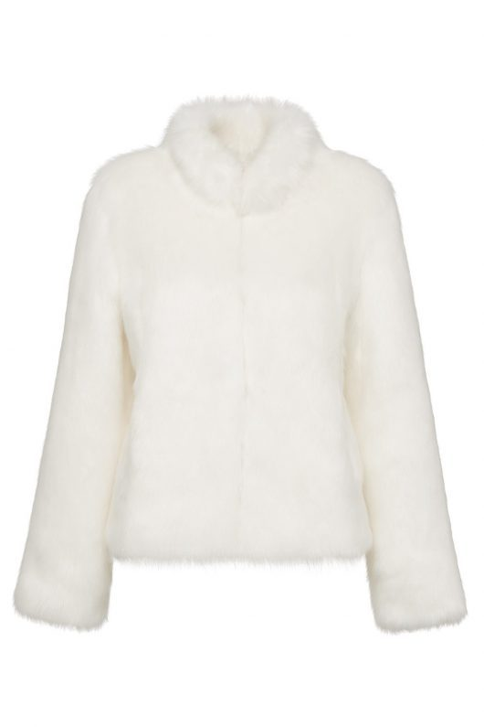 Fur Delish Ivory