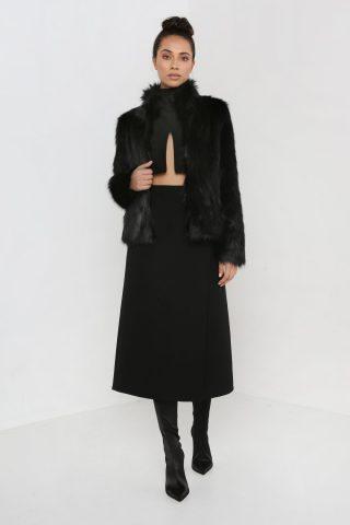 Fur Delicious Black